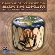 Earth Drum CD & DVD - David and Steve Gordon
